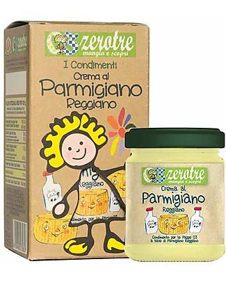 Zero Tre Parmigiano Reggiano Cream - 180gr Baby Cereal