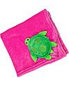 Zoocchini 2-in-1 Buddy Stroller Blanket, Turtle - Super soft pile, 69 x 100 cm Blankets
