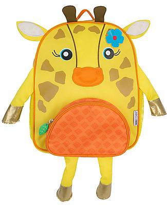 Zoocchini Kids Backpack Pals, Jamie the Giraffe - 33 x 26.5 x 10 cm null