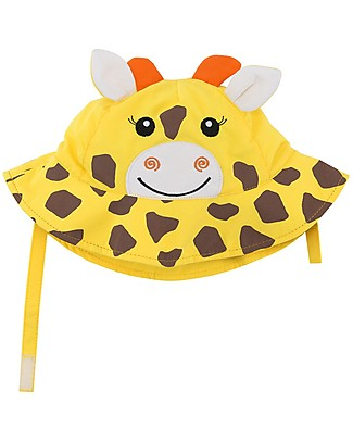 Zoocchini Sunhat UPF 50, Jaime the Giraffe - Funny and useful! Sunhats