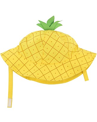 Zoocchini Sunhat UPF 50, Pineapple - Funny and useful! Sunhats