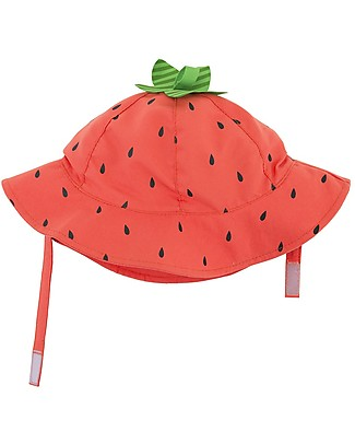 Zoocchini Sunhat UPF 50, Strawberry - Funny and useful! Sunhats