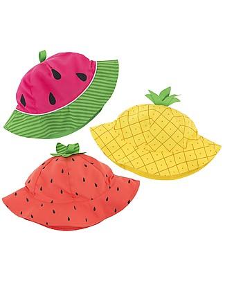 Zoocchini Sunhat UPF 50, Strawberry - Funny and useful! Sunhats