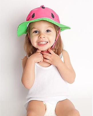Zoocchini Sunhat UPF 50, Watermelon - Funny and useful! Sunhats