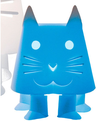 Zzzoolight Cat Night Light - Changes Colours! Made in Italy Nightlights