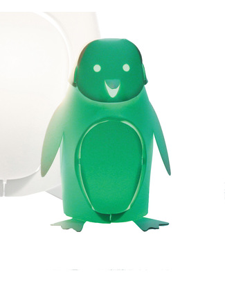 Zzzoolight Penguin Night Light - Changes Colours! Made in Italy Nightlights