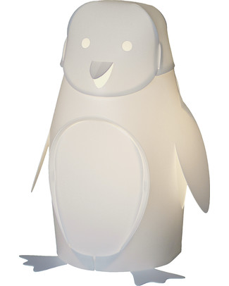 Zzzoolight Penguin Night Light - Changes Colours! Made in Italy null