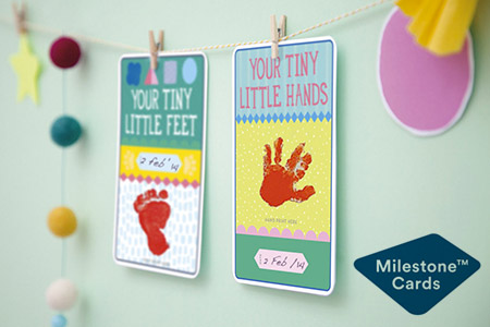 Sale Milestone Baby Cards online