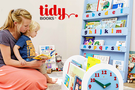 Sale Tidy Books online