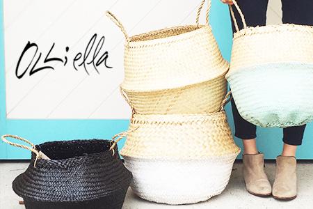 Sale Olli Ella, produzione fair trade: arredamento eco per bambini online