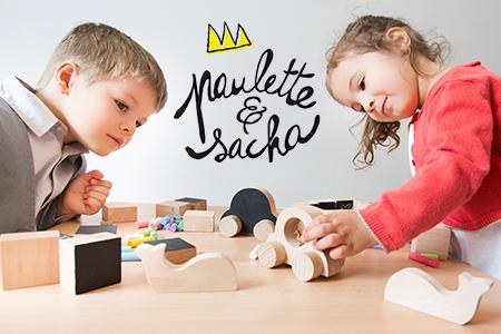 Sale Paulette & Sacha online