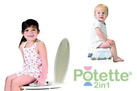 Sale Potette 2in1 online