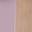 Children Desk Trait d'Union, Pink - Solid beech wood