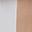 Children Desk Trait d'Union, White - Solid beech wood