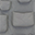 Wall pocket - Silver Gray - Cotton
