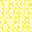 Yellow Leaves Playmat - 100% Organic Cotton, 100 x 100 cm