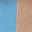 Children Desk Trait d'Union, Blue - Solid beech wood